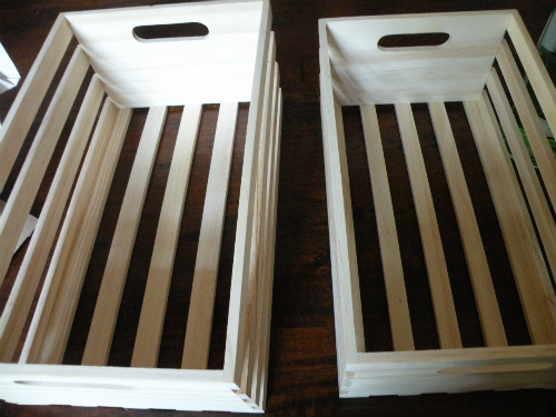 cocktailboxes2 - Wooden Crates Hobby Lobby