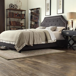 Cara's room bed