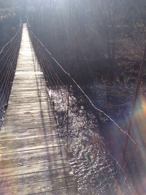 GDI - swinging bridge 3
