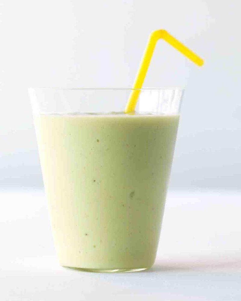 GDI - banana avocado smoothie