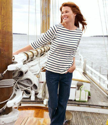 GDI - LLBean stripes