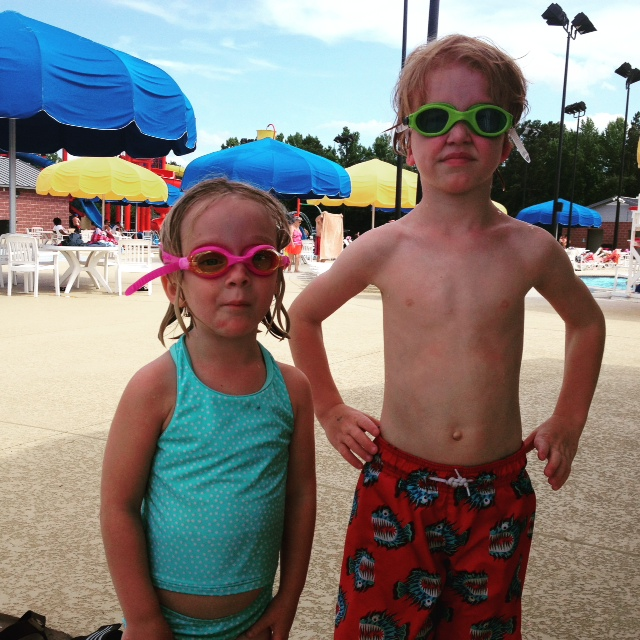 GDI - June & Truett water park