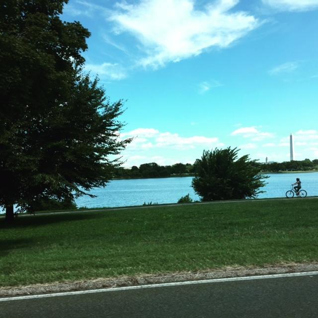 GDI - DC monument