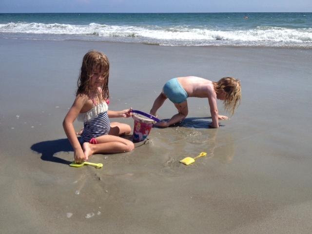GDI - beach 2015 girls beach