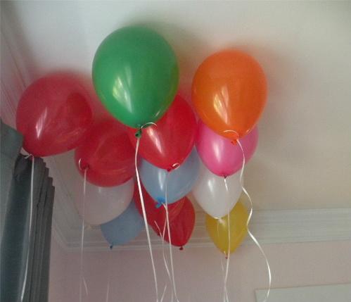 GDI - birthday balloons