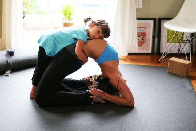 GDI - yoga pose
