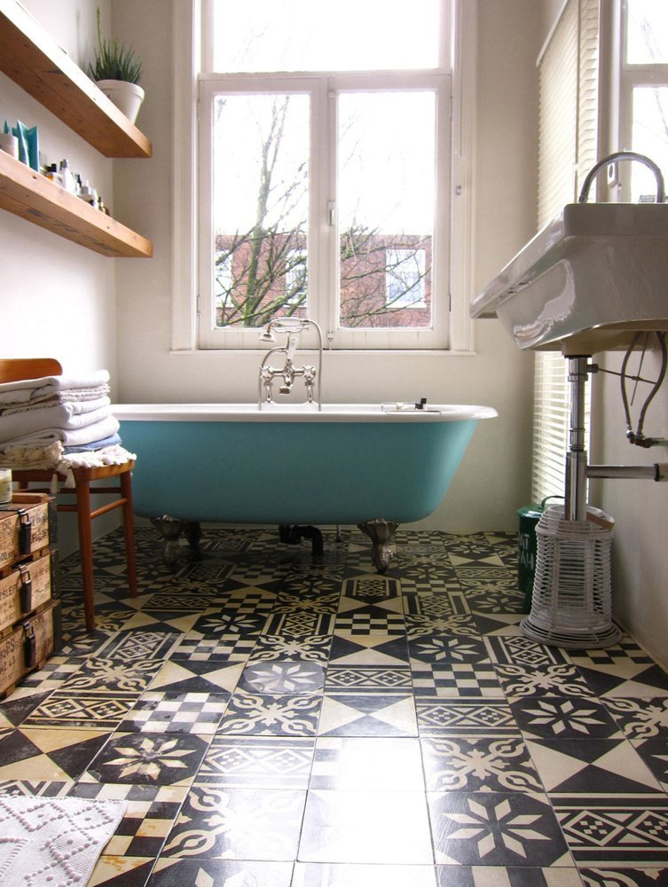 can i paint over ceramic bathroom tile - kahtany