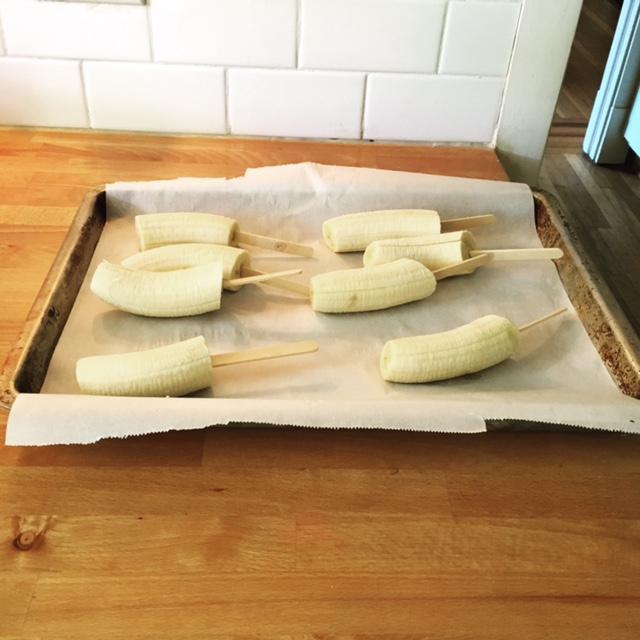 GDI - frozen banana pops