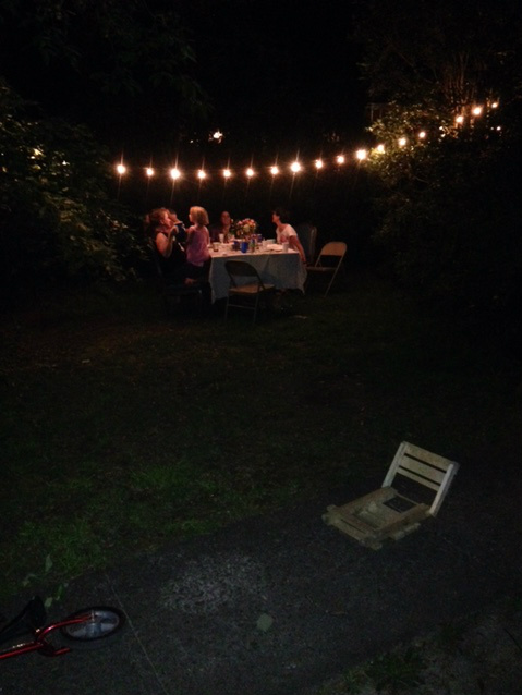 GDI - outdoor garden party lights