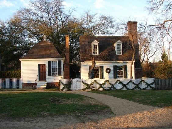 GDI - Colonial Williamsburg