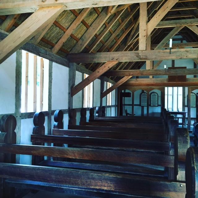 GDI - chapel in Jamestown