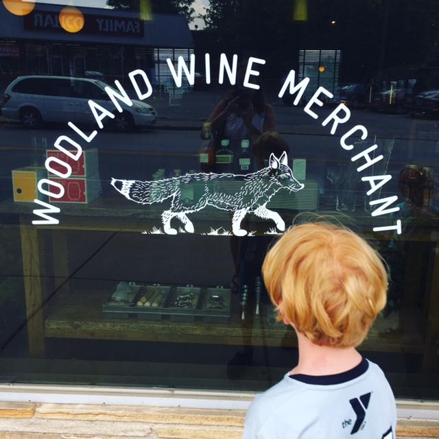 GDI - Woodland Wine Merchant