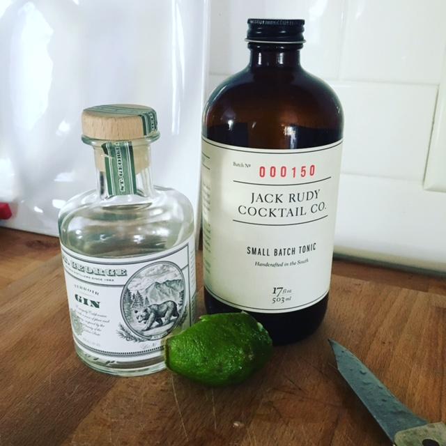 GDI - gin & tonic