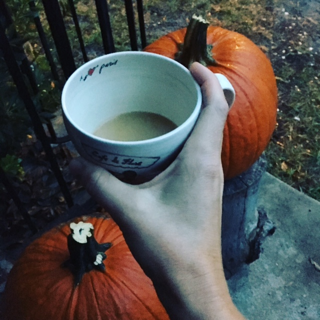 GDI - coffee pumpkins