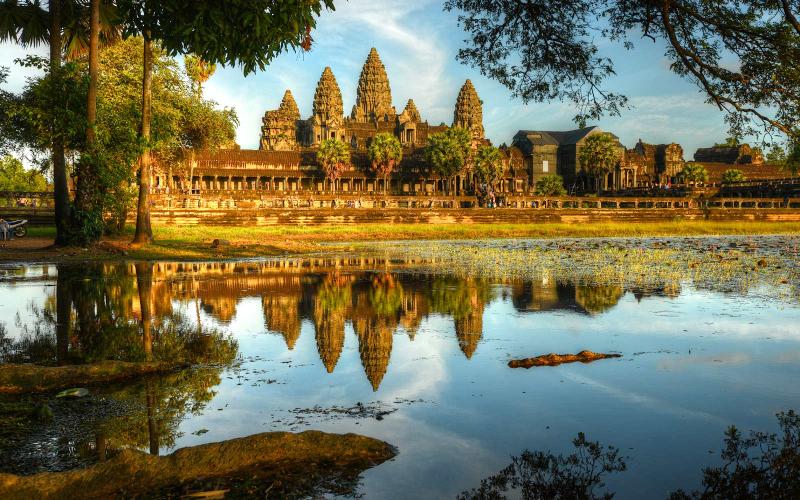 Cambodia Travel & Leisure