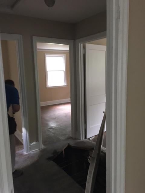 Hallway Marling