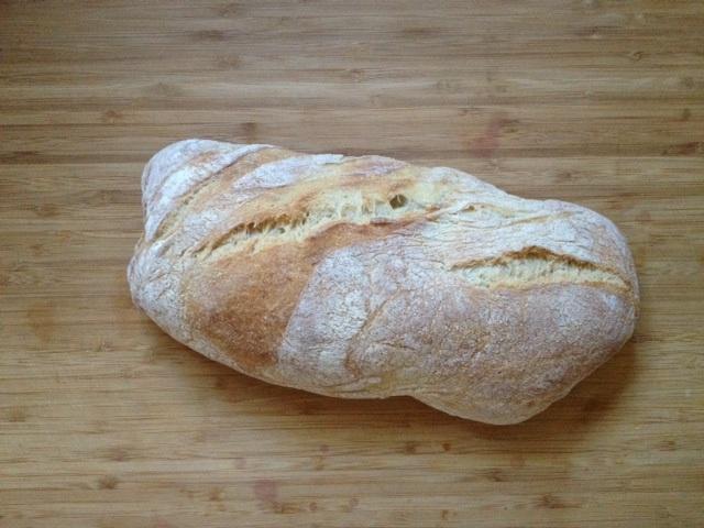 Grape Did It - fresh bread