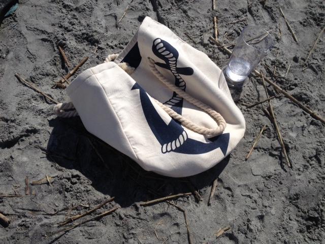 Grape Did It - beach bag Folly 9.14