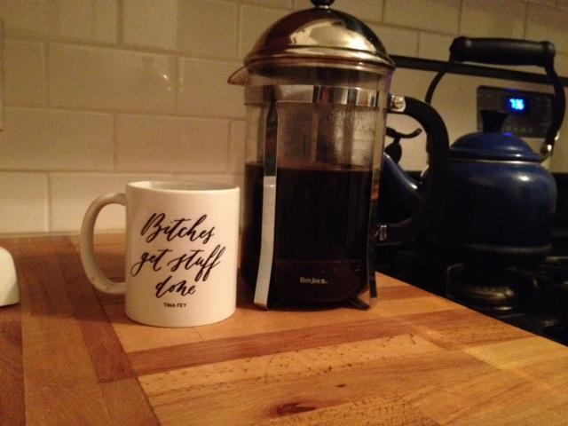 GDI - Tina Fey mug