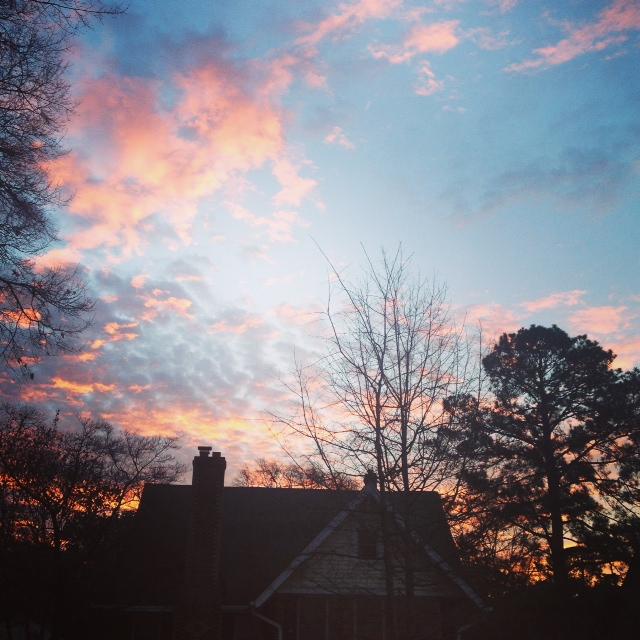 GDI - sunrise