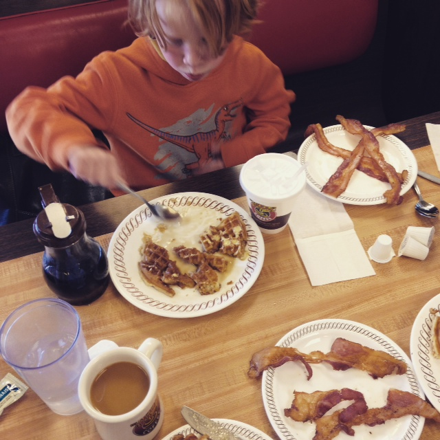 GDI - Waffle House