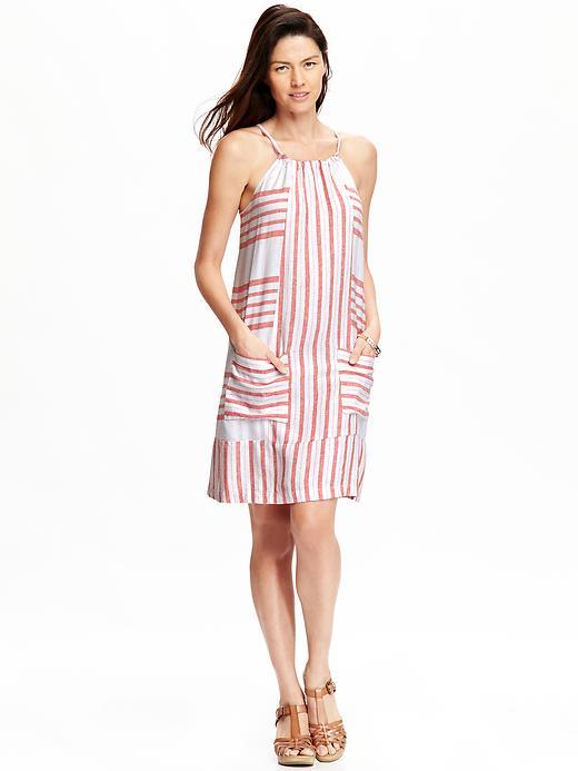GDI - Old Navy shift dress striped