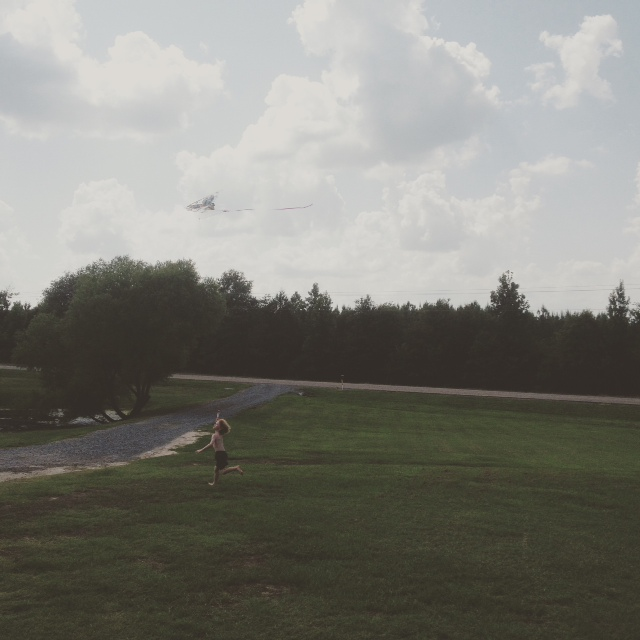 GDI - flying a kite Truett