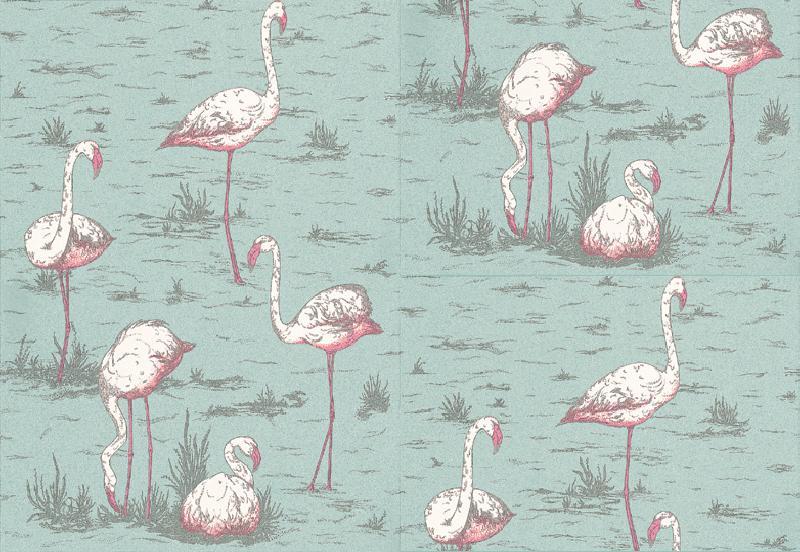 GDI - flamingo wallpaper