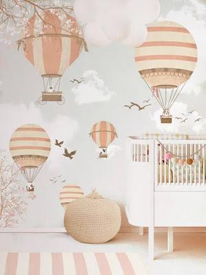 GDI - little hand balloon wallpaper
