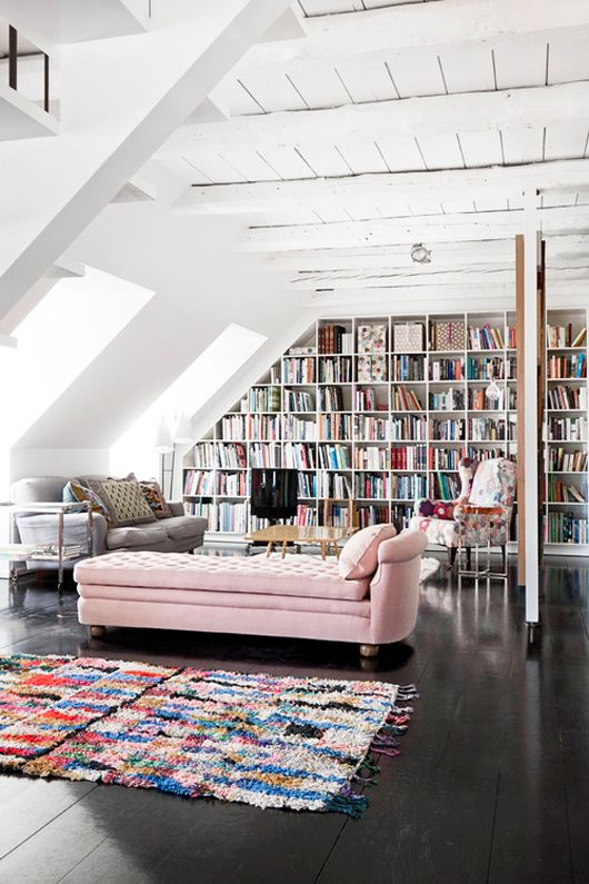 GDI - library:living room