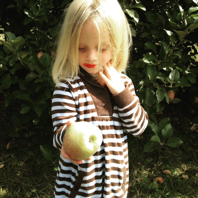 GDI - June apple picking