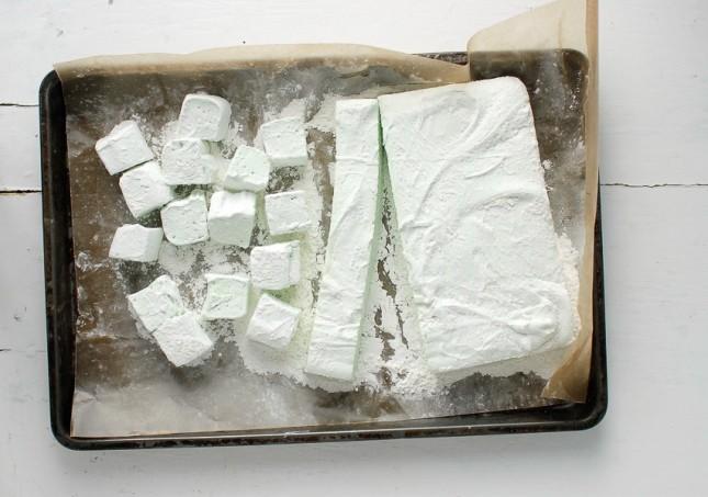 GDI - homemade marshmallows