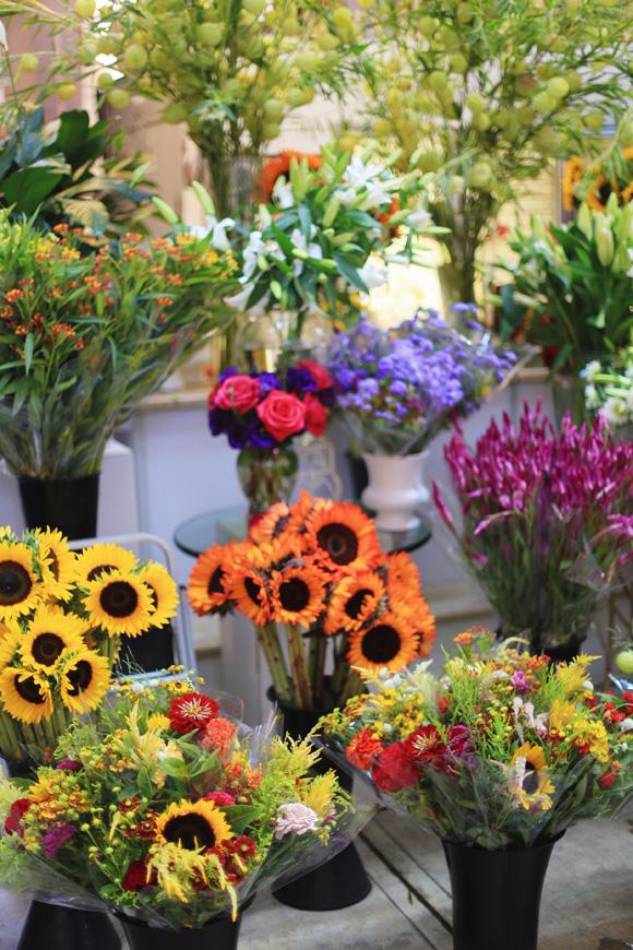 GDI - DC flowers market