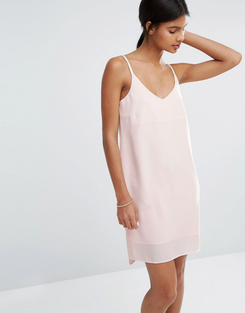 GDI - asos slip dress