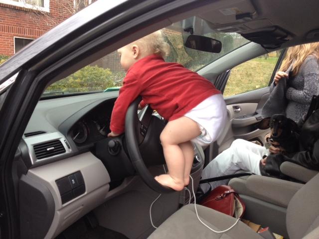 GDI - TG Porter steering wheel