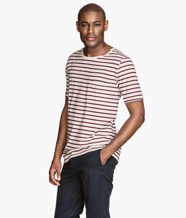 GDI - H&M striped shirt