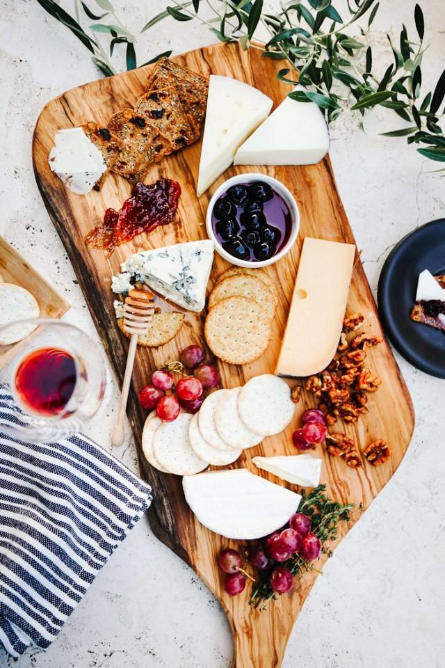GDI - cheese platter