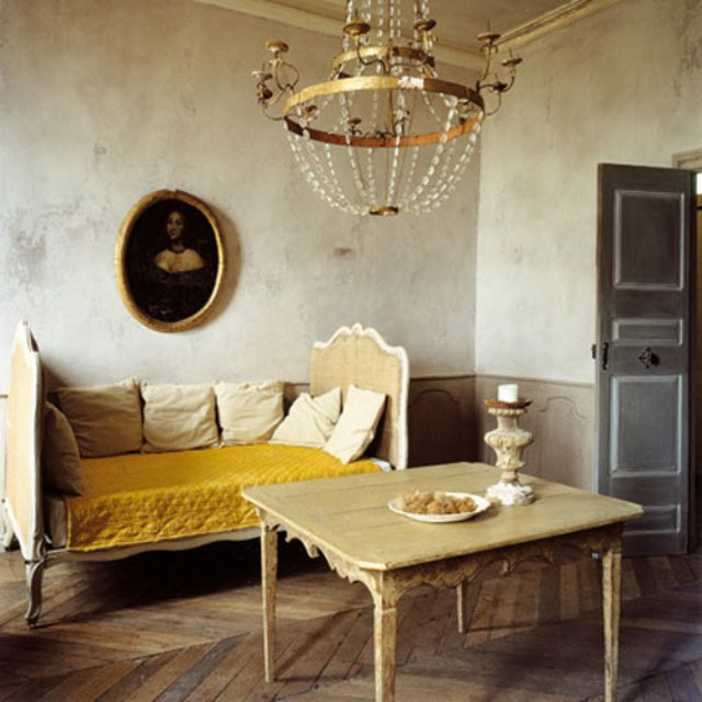 GDI - french living room