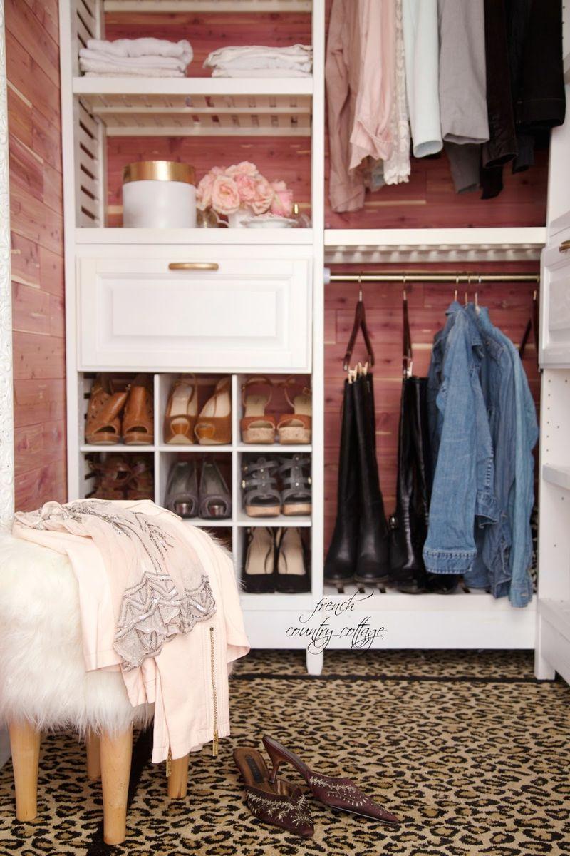 A Closet Redo