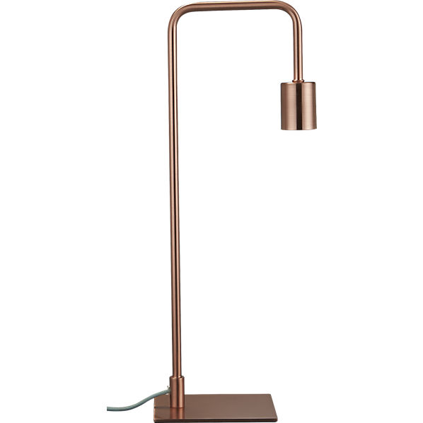 GDI - copper lamp