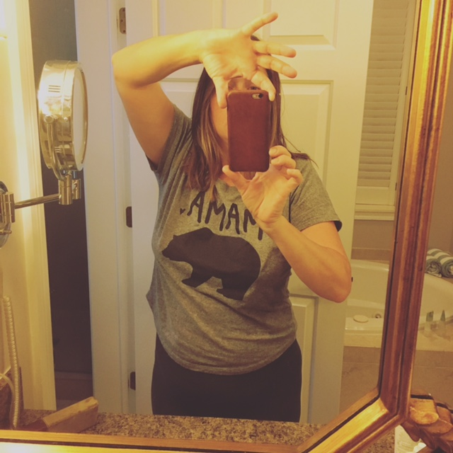 GDI - CW Mama bear shirt