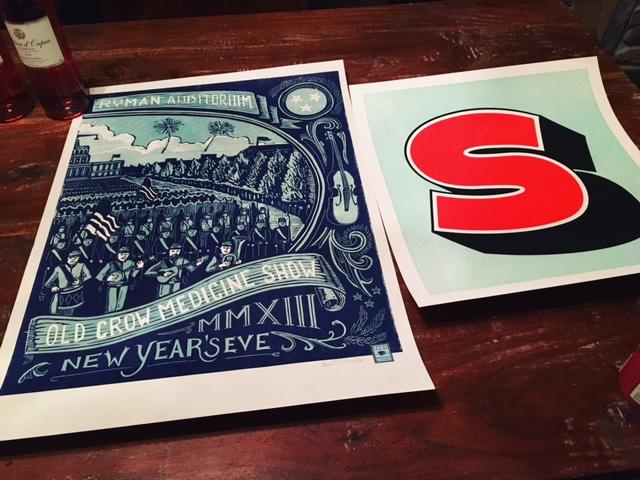 GDI - Nashville prints