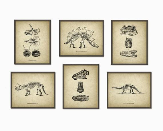 GDI - quantumprints dinosaurs