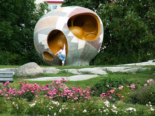 GDI - egg playground Sweden