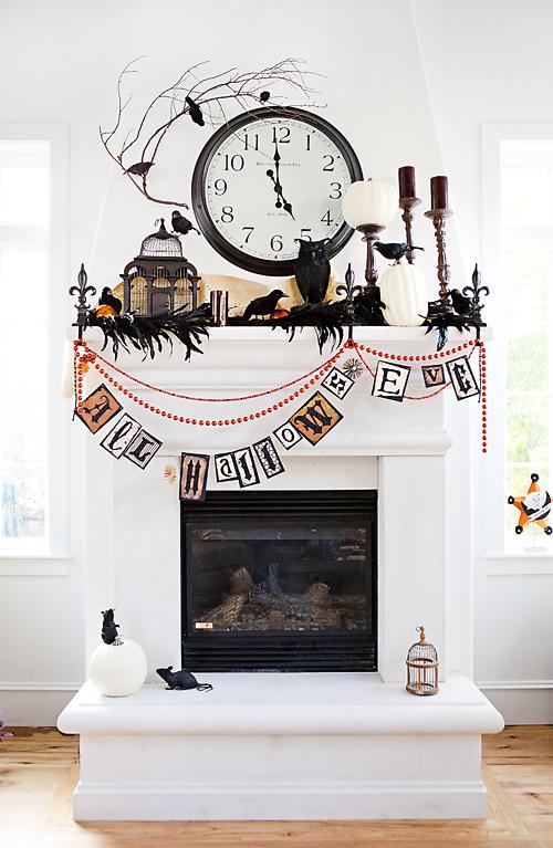 GDI - spooky mantel