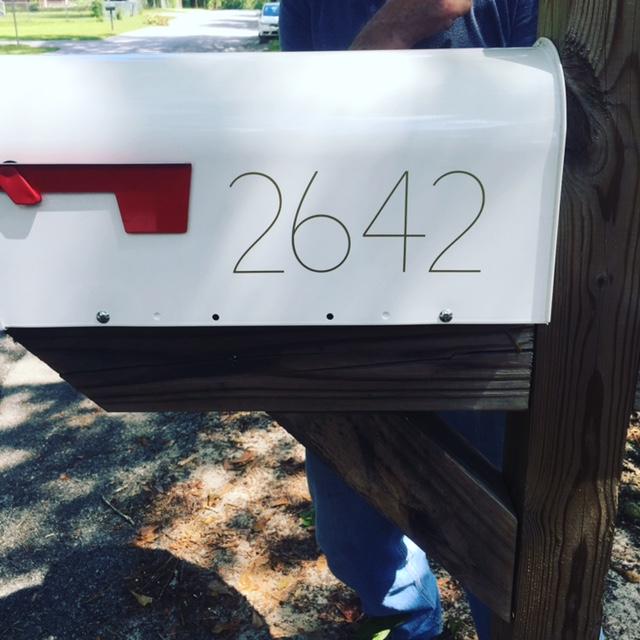 Marling mailbox