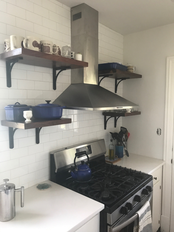 1228 kitchen stove shelves