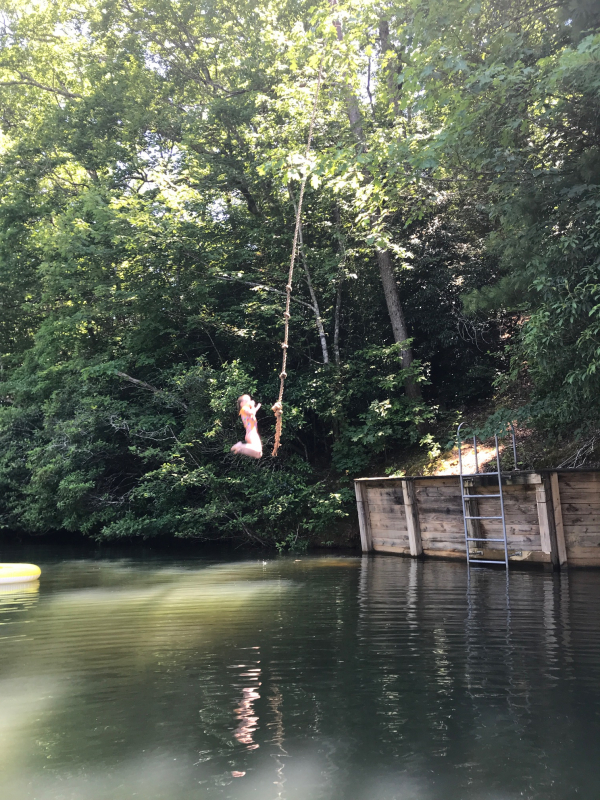 June rope swing